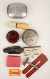 WW2 British Personal Items Grouping