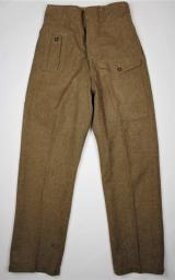 WW2 British '40 Pattern Battledress Trousers 1944