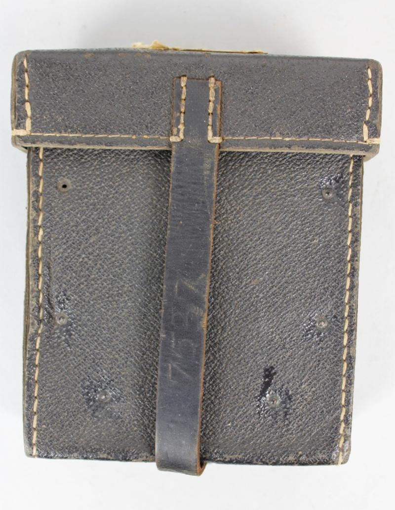 WW2 German Late War 'Prestoff' MG Gunners Pouch
