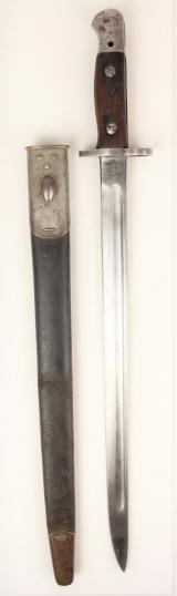 WW1 British 1907 Pattern SMLE Bayonet